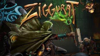 'Ziggurat' llegará a la eShop europea de Wii U el 30 de junio