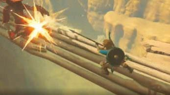 Link no contará con compañeros en 'The Legend of Zelda: Breath of the Wild'