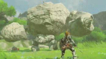 Nintendo comparte nuevas imágenes de 'The Legend of Zelda: Breath of the Wild'