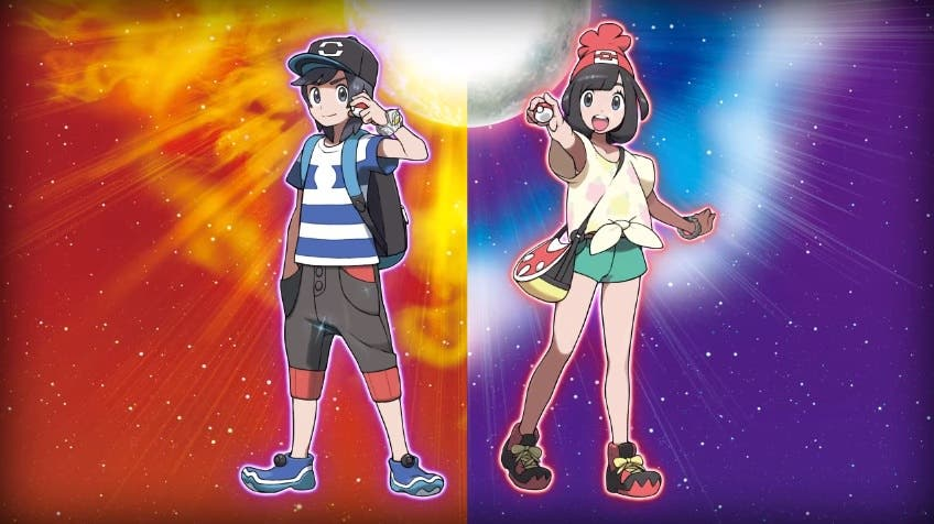 pokemon sol y luna sun moon 2