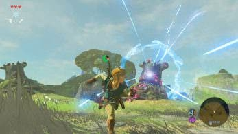 Revelado un nuevo gameplay de 'Zelda: Breath of the Wild' en los The Game Awards 2016