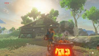 Chef of the Wild es la app para móviles fan-made que nos hará mejores cocineros en Zelda: Breath of the Wild