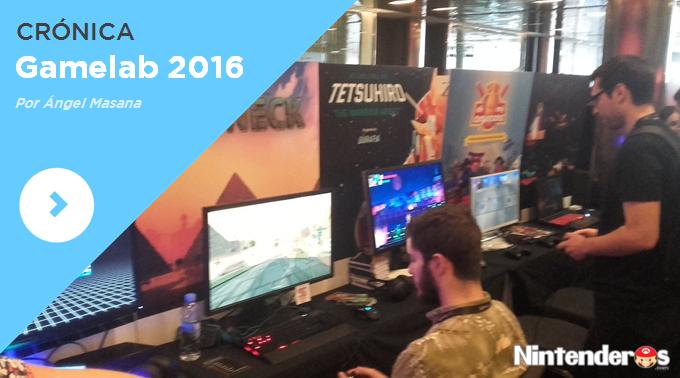 [Crónica] Gamelab 2016, la VR y eSport, como nueva forma de vida