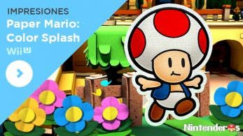 [Impresiones] 'Paper Mario: Color Splash'
