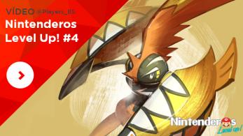 Nintenderos Level Up! #4: Calamarciñas, Premios del E3, nuevos Pokémon y mucho más