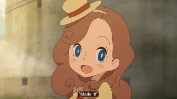 Ya disponible el tráiler de 'Lady Layton' con subtítulos en inglés