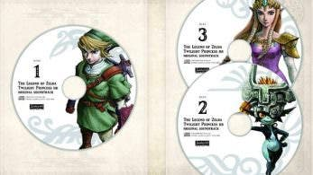 Imágenes de la BSO de 'The Legend of Zelda: Twilight Princess HD'