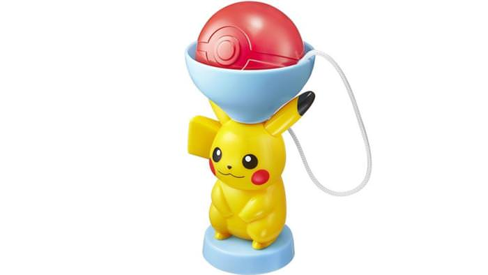 Nuevos juguetes de 'Pokémon' llegan a McDonald's en Japón