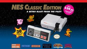 Tráiler de la Nintendo Entertainment System: NES Classic Edition