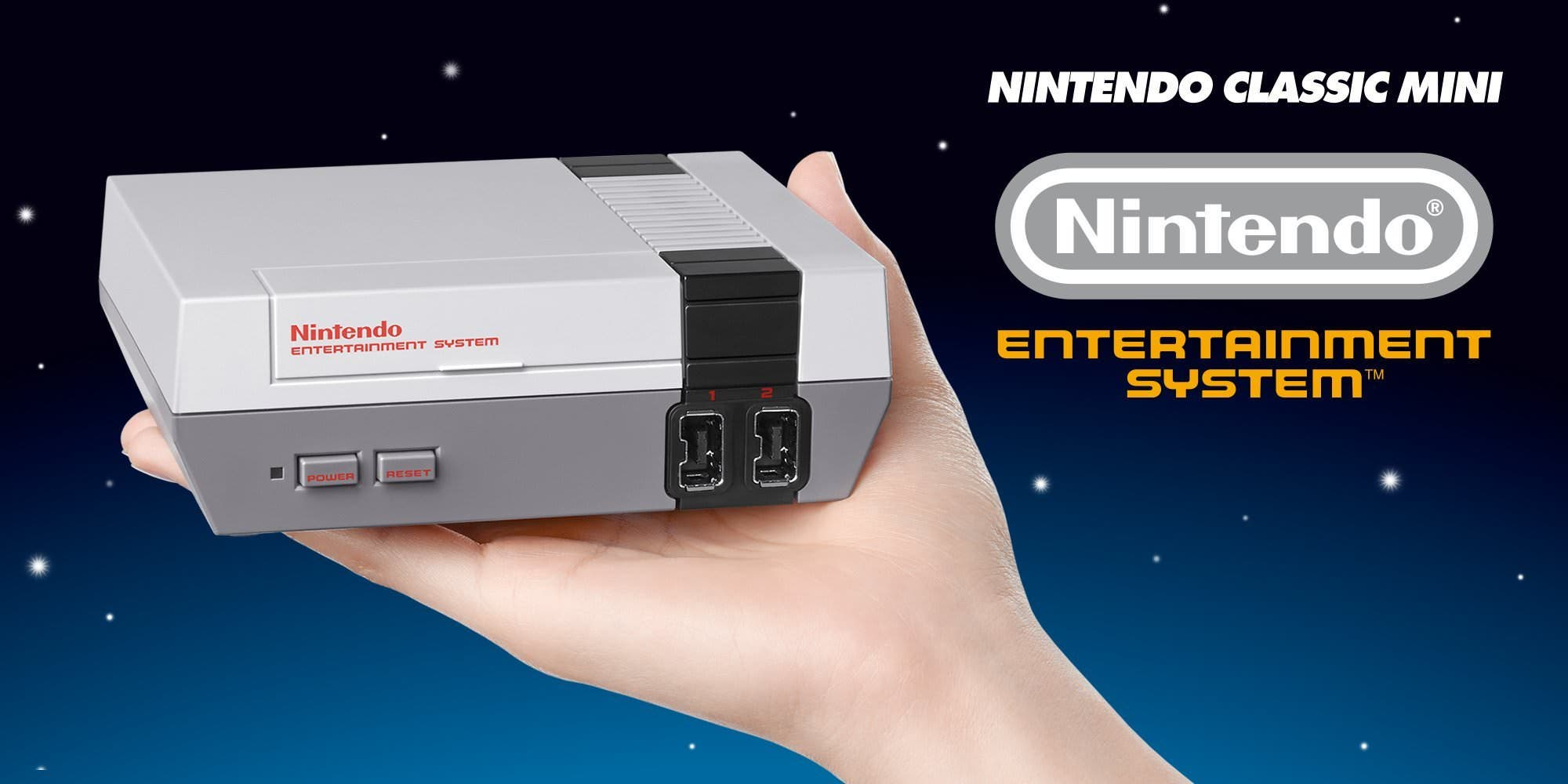 Unboxing europeo de Nintendo Classic Mini: NES