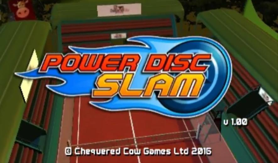 'Power Disc Slam' llegará a la eShop europea de 3DS este jueves