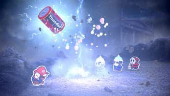 PAX West: Nuevos gameplays de 'Paper Mario: Color Splash', 'Mario Party: Star Rush' y 'Punch Club'