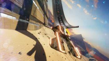 [Act.] Gameplay del DLC de 'FAST Racing Neo' y de 'SteamWorld Heist Wii U'