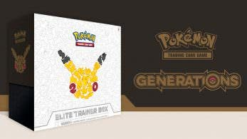 Unboxing del 'Pokémon TCG Generations: Elite Trainer Box'