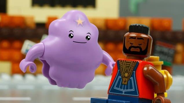 La Princesa del Espacio Bultos nos presenta al Equipo A en 'LEGO Dimensions'