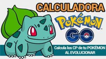 Crean una calculadora de 'Pokémon GO' para averiguar el PC de los Pokémon al evolucionar