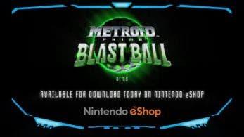 Los servidores de la demo de 'Metroid Prime: Blast Ball' cerrarán esta semana