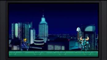 'Azure Striker Gunvolt 2' será compatible con el amiibo de Shovel Knight