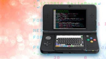 'SmileBASIC' regresará a la eShop de 3DS