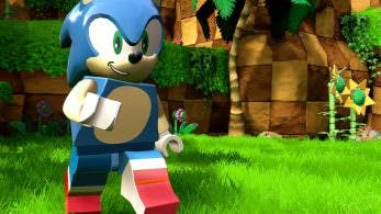 Echa un primer vistazo a Sonic en 'LEGO Dimensions', posible pack de niveles en noviembre