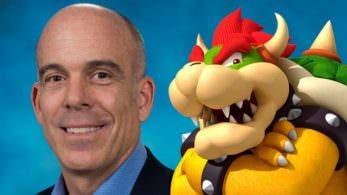 Doug Bowser es el nuevo vicepresidente senior de ventas y marketing de Nintendo