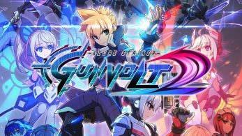 'Azure Striker Gunvolt 2' contará con DLCs