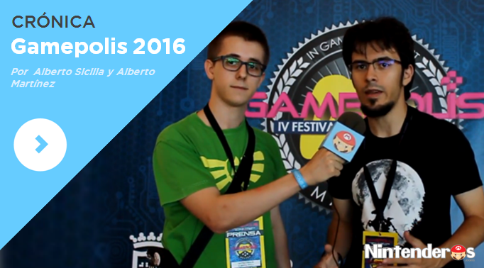 [Crónica] Gamepolis 2016