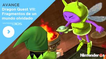 [Avance] 'Dragon Quest VII: Fragmentos de un mundo olvidado'