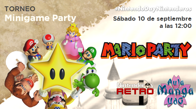 Banner Torneo Mario Party