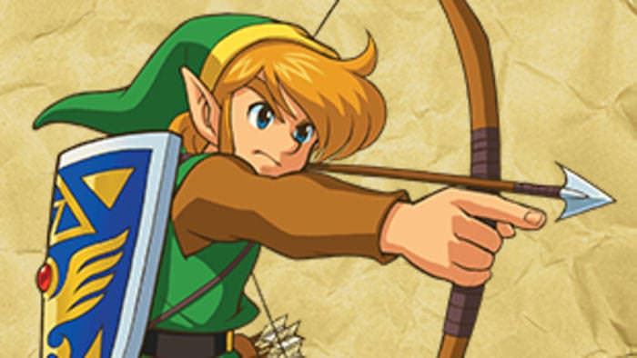 'The Legend of Zelda: A Link to the Past' cumple hoy 25 años
