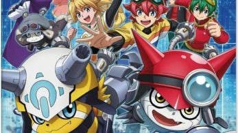 [Act.] Boxart y fecha de lanzamiento japonesa de 'Digimon Universe: Appli Monsters'