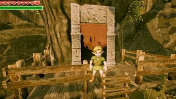 Recrean el Bosque Kokiri de 'Ocarina of Time' con Unreal Engine 4