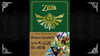 Observa estas fotos de 'The Legend of Zelda: Hyrule Graphics'