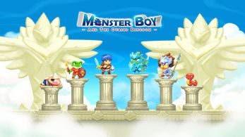 La editora de 'Monster Boy' confirma que el título se encamina a una consola Nintendo