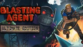 Conocemos el tamaño de la descarga de 'Blasting Agent: Ultimate Edition' para 3DS y Wii U