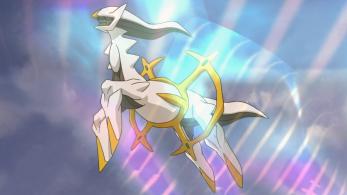 Detallado el evento de distribución mundial de Arceus para 'Pokémon X / Y / RO / ZA'