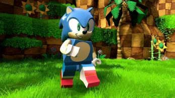 Tráiler de lanzamiento del pack de Sonic de 'LEGO Dimensions'