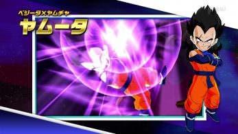 Un nuevo vídeo nos muestra en acción algunas de las fusiones de 'Dragon Ball: Fusions'