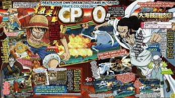 Se confirman nuevos personajes para 'One Piece: Great Pirate Colosseum'