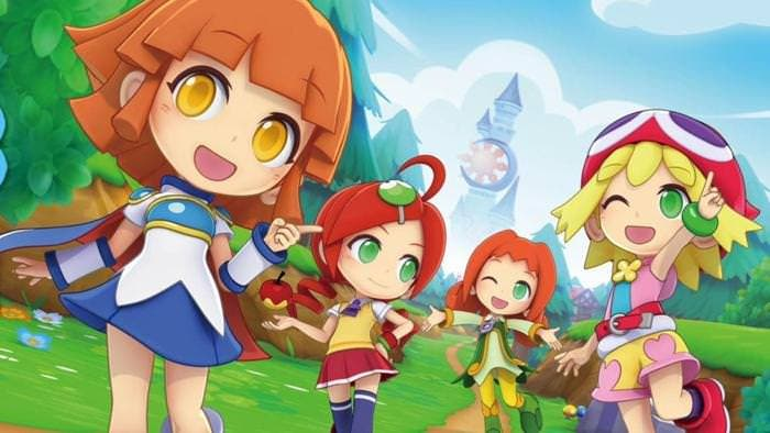 Gameplay de la demo de 'Puyo Puyo Chronicle'