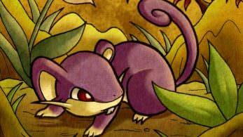Terminan 'Pokémon Rojo Fuego' usando solamente un Rattata