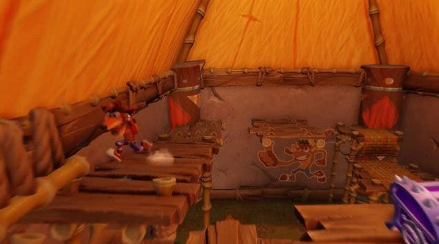 Primer gameplay de Crash Bandicoot y Dr. Neo Cortex en 'Skylanders Imaginators'