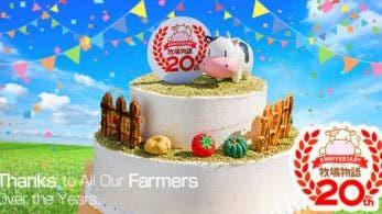 Marvelous festeja el 20 aniversario de 'Harvest Moon/Story of Seasons' con una web especial