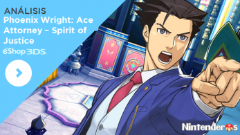 [Análisis] 'Phoenix Wright: Ace Attorney – Spirit of Justice' (eShop 3DS)