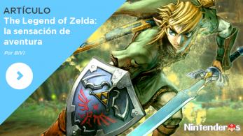 [Artículo] 'The Legend of Zelda': la sensación de aventura