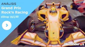 [Análisis] 'Grand Prix Rock'n Racing' (eShop Wii U)