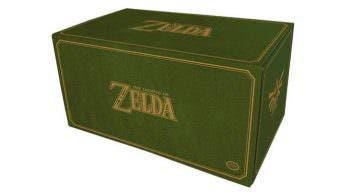 Echa un vistazo a los tesoros que esconde la The Legend of Zelda Mystery Box