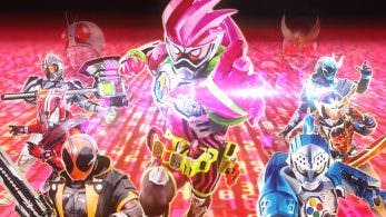 No te pierdas este gameplay de 'All Kamen Rider: Rider Revolution'