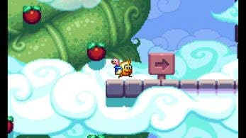 Gameplay off-screen de 'Chicken Wiggle' y entrevista con su desarrollador