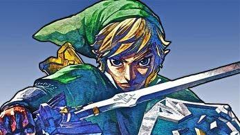 'Zelda: Skyward Sword' se coloca como lo más descargado de la semana en Wii U (10/9/16)